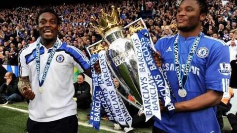 Essien's kind words helped me to succeed at Chelsea – Mikel Obi