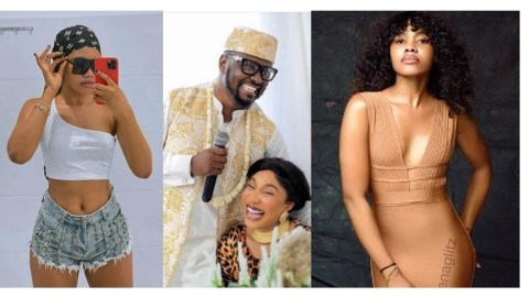 Check Out Alleged Audio Of Tonto Dikeh's Ex-lover, Prince Kpokogiri Confessing To Have Slept With Jane Mena