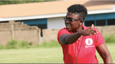 """""""We're well prepared for today's match against Super Falcons of Nigeria"""" – Black Queens' coach Mercy Tagoe"""