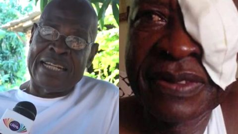 Veteran actor William Addo begs Ghanaians for 'nika-nika' to start corn mill business in order to survive