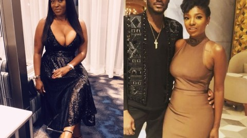 Tuface's Baby Mama, Pero Dares Annie To Bring Evidence Of Tuface And Her Together As Couple, Tells Her To Work On Their Failed Marriage