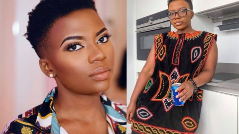 Women are harder to date than men– Cameroonian lesbian, Kiki Bandy observes