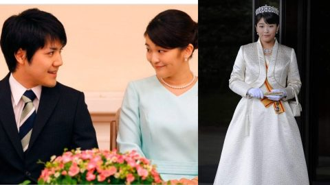 Japan's Princess Mako Chooses Love Over Throne As She Ditches Her Royal Family  To Marry A 'Commoner' On 26th October