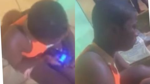 High School Girl Cries Her Heart Out After Her Boyfriend Broke Up With Her After Destroying Her Honeypot (+VIDEO)