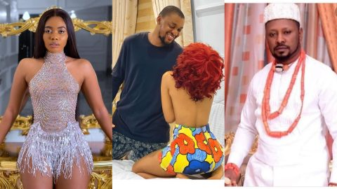 (+VIDEO) My Pr1ck Gets Hard Anytime I Remember How We Chopped Each Other 24/7 Non Stop – Prince Kpokpogri Confesses