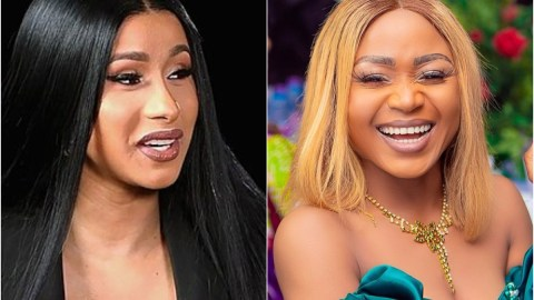 Cardi B gave me $30,000 during my court issue – Akuapem Poloo reveals