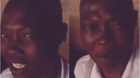 My friends always snatch my boyfriends from me – Ghanaian lady cries out, says her face is the cause of her woes (Watch)