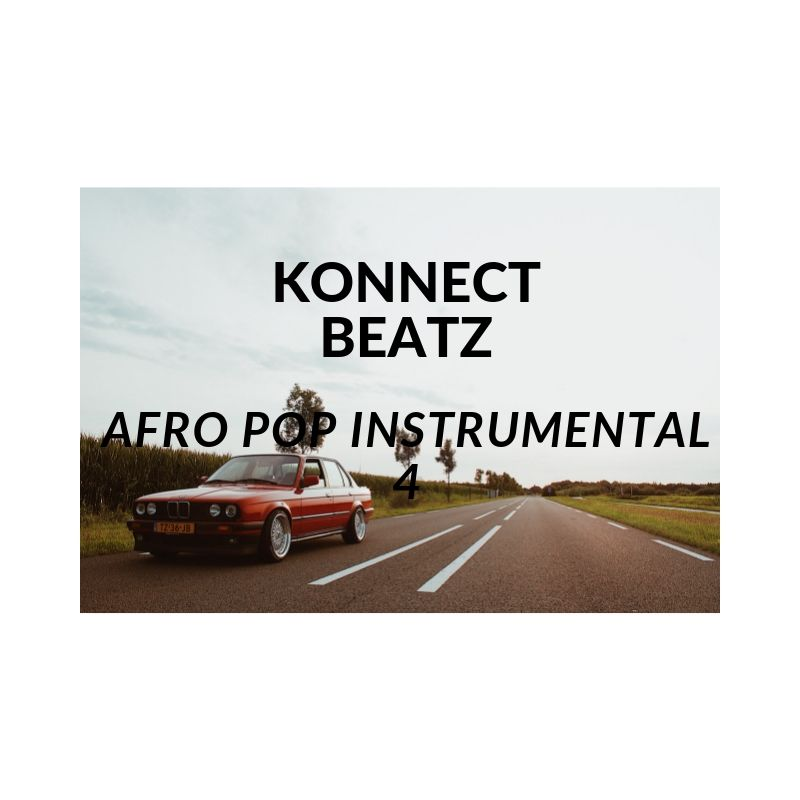 KonnectBeatz – Afro Pop Instrumental 4