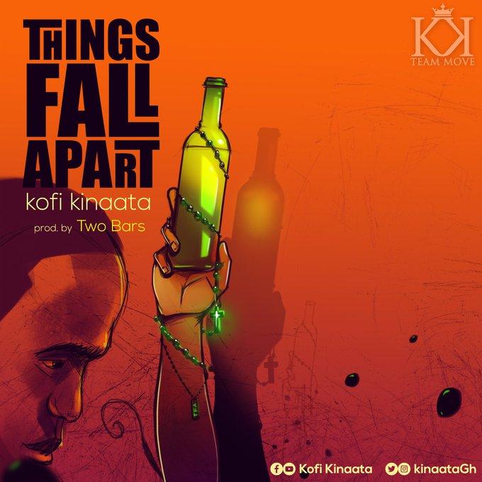 Kofi Kinaata – Things Fall Apart [Instrumental] (Prod. by RichopBeatz)