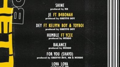 Photo of Ghetto Boy – Dey ft. Kelvyn Boy & Toyboi (Prod. by Ghetto Boy)