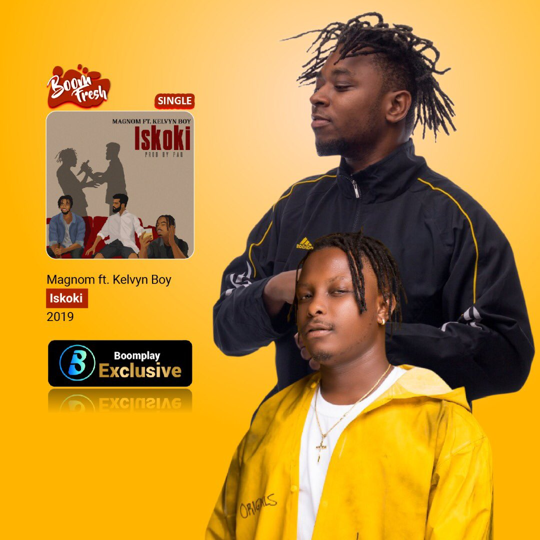 Magnom – Iskoki ft. Kelvyn Boy (Prod. by Paq)