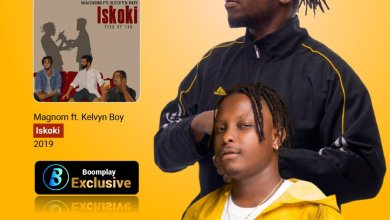 Photo of Magnom – Iskoki ft. Kelvyn Boy (Prod. by Paq)