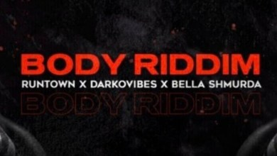Photo of Runtown – Body Riddim Ft. Darkovibes & Bella Shmurda