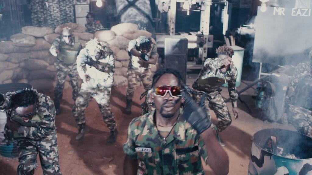 Mr Eazi – Kpalanga (Official Video)