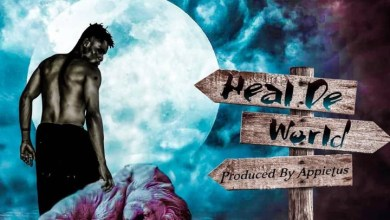 Photo of Chichiz – Heal The World (Prod. By Appietus)