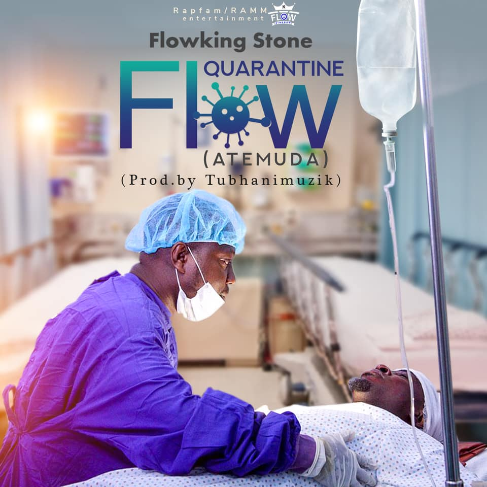 Here is Flowking Stone – Quarantine Flow (Atemuda) (Prod. By TubhaniMuzik). Click to download and enjoy.