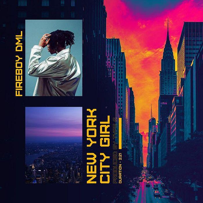 Fireboy – New York City Girl Instrumental (Prod by Dstormbeatz)