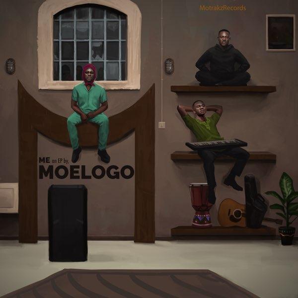 Moelogo – I Wonder (Prod. by HappiMusic)