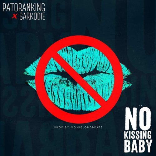 """Patoranking – """"No Kissing"""" ft. Sarkodie"""