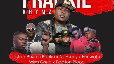 Photo of Frankie Rhymz – Tsie Yoo Ft Luta x Bukom Banku x Nii Funny x Ennwai x Wisa Greid x Papilon Blood