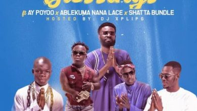Photo of Ahkan – Blessings Ft. Ay Poyoo x Shatta Bundle x Ablekuma Nana Lace
