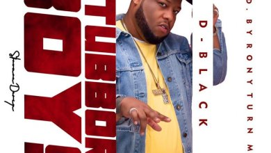 Photo of D-Black – Stubborn Boy (Prod. by Rony Turn Me Up)