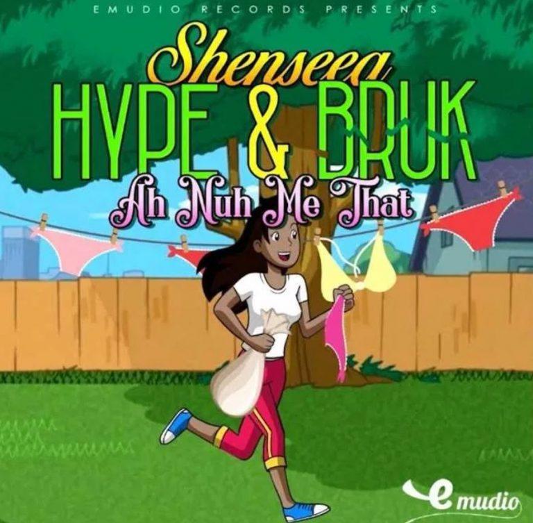 Shenseea – Hype & Bruk (Prod By Emudio Records)