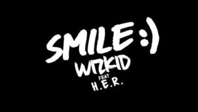 Photo of Wizkid – Smile ft. H.E.R [Made In Lagos Album]