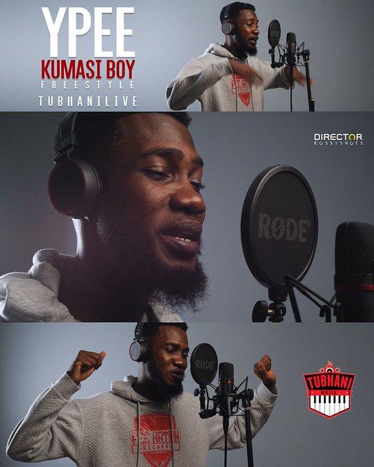 Ypee - Kumasi Boy (Prod. by Tubhani Muzik)