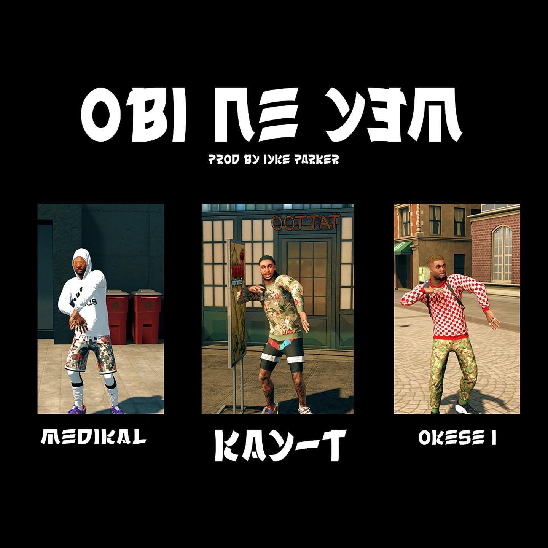 Kay-T – Obi Ne Yem Instrumental