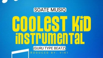 Photo of Coolest Kid Instrumental (Guru Type Beat)(Prod by Viki)