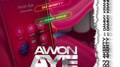 Photo of DJ 4kerty – Awon Aye Ft. Dammykrane