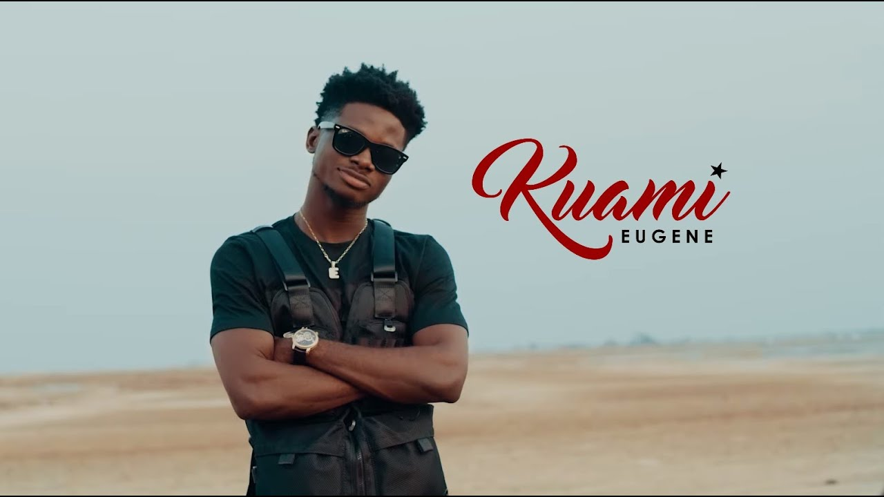 Kuami Eugene - Open Gate