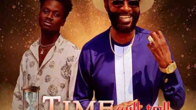 Photo of Pat Thomas – Time Will Tell Ft. Kuami Eugene