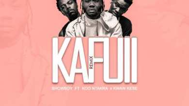 Photo of Showboy – Kafuii (Remix) Ft Kwaw Kese x Koo Ntakra