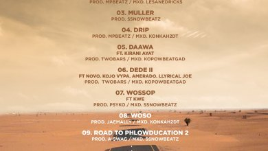 Photo of Teephlow – Road To Phlowducation 2 EP (Full Album)