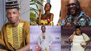 Photo of #VGMA21: Full list of winners for first night