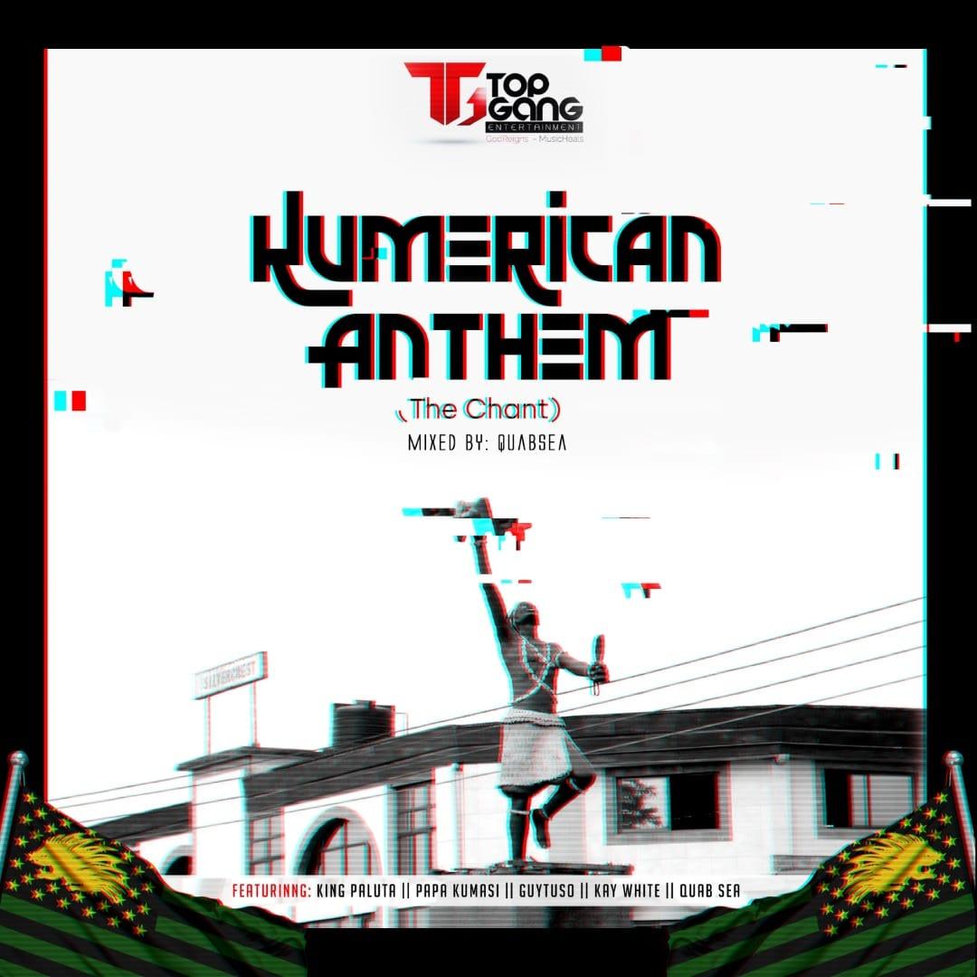 TGE – Kumerican Anthem (feat. King Paluta, Papa Kumasi, Guytuso, KWhite & Quab Sea)