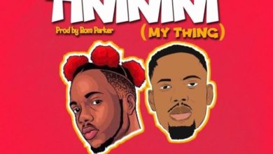 Photo of Edoh YAT – Tininini (My Thing) Ft. Tulenkey