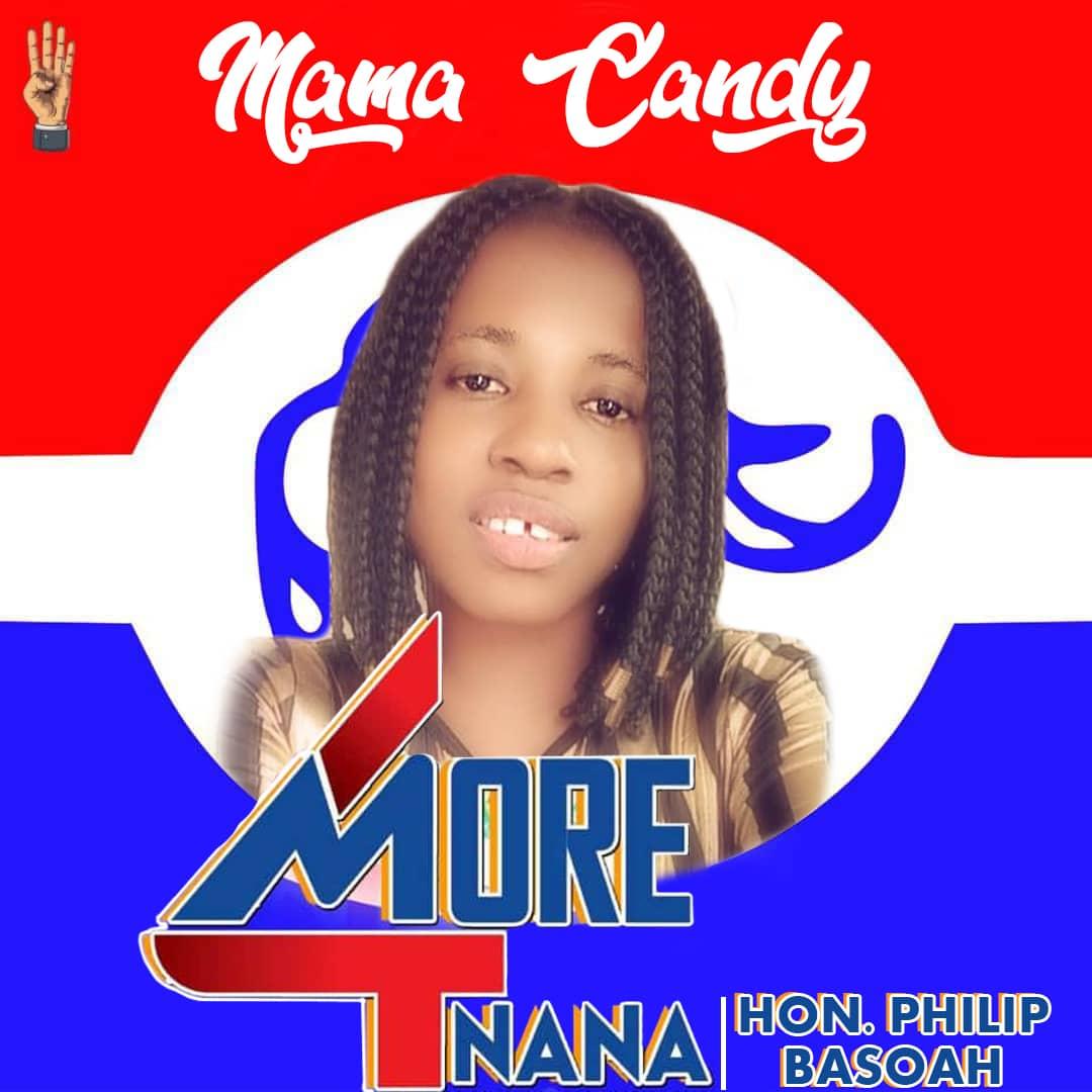 Mama Candy - 4 More For Nana 4 More For Honourable Philip Basoah