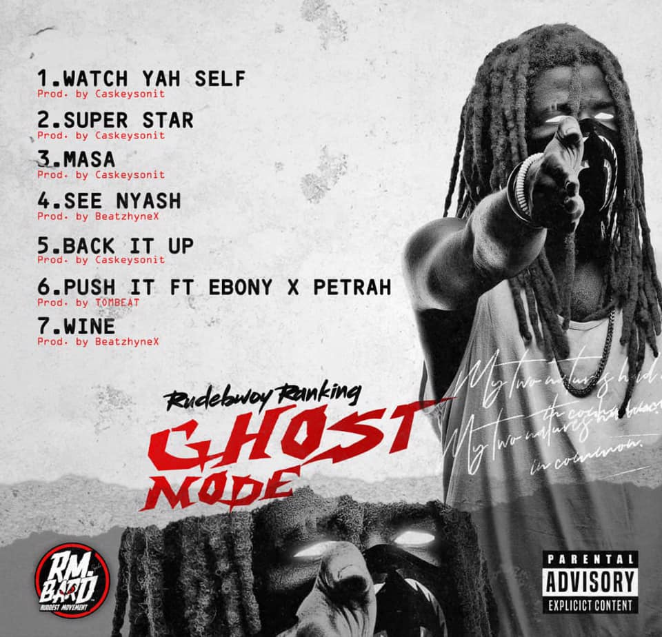 Rudebwoy Ranking - Ghost Mode EP