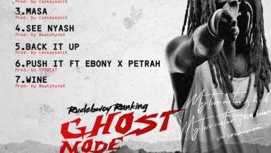 Photo of Rudebwoy Ranking – Ghost Mode EP