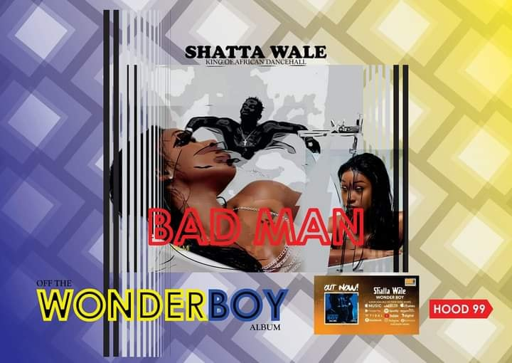 Shatta Wale – Bad Man (Official Video)