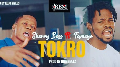 Photo of Sherry Boss – Tokro Ft. Fameye (Prod by GigzBeatz)