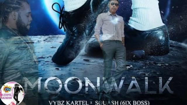 Vybz Kartel Moon Walk Ft Squash