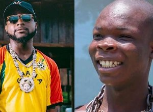 Photo of AY Poyoo chases Davido for a verse in a song