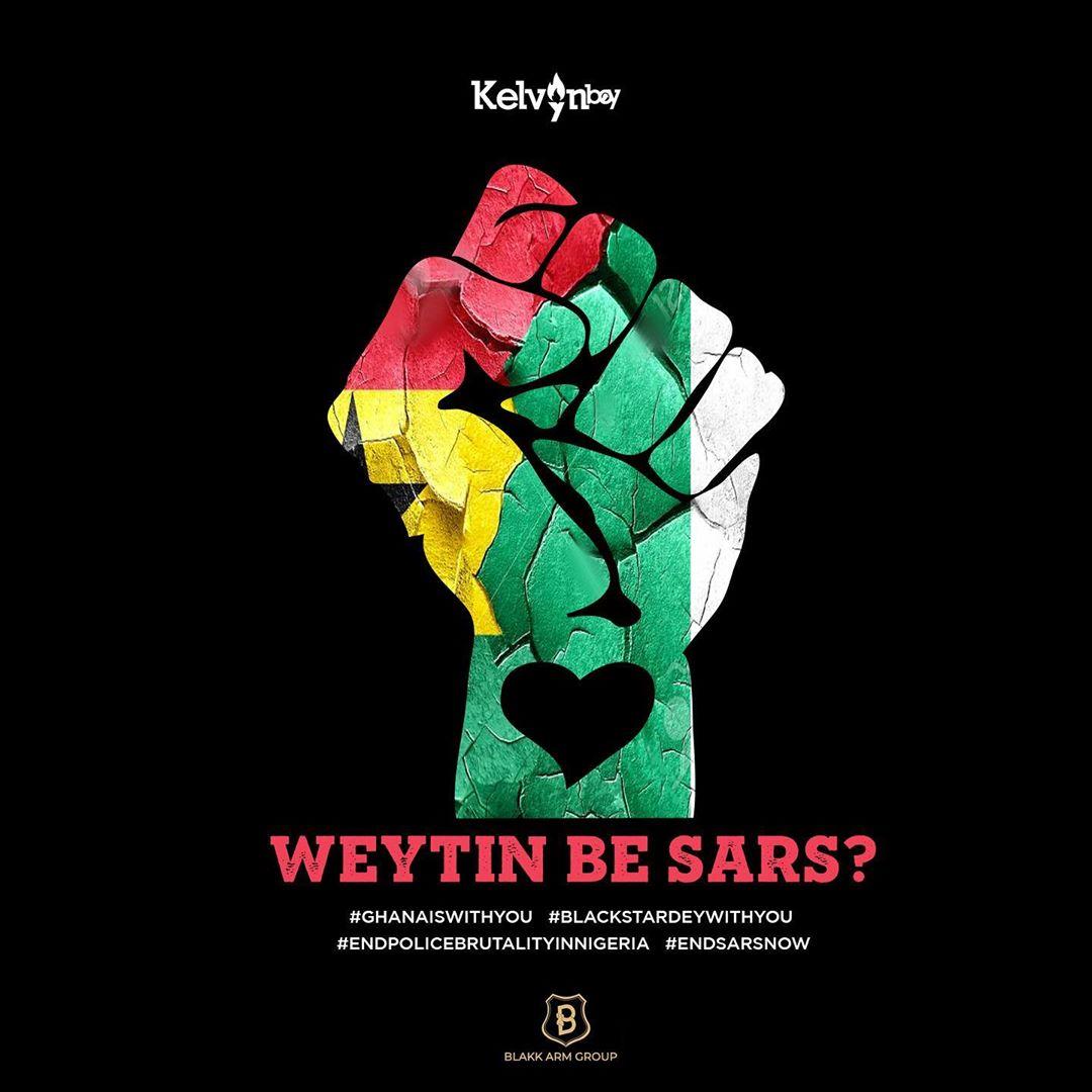 Kelvynboy – Wetin Be Sars Lyrics