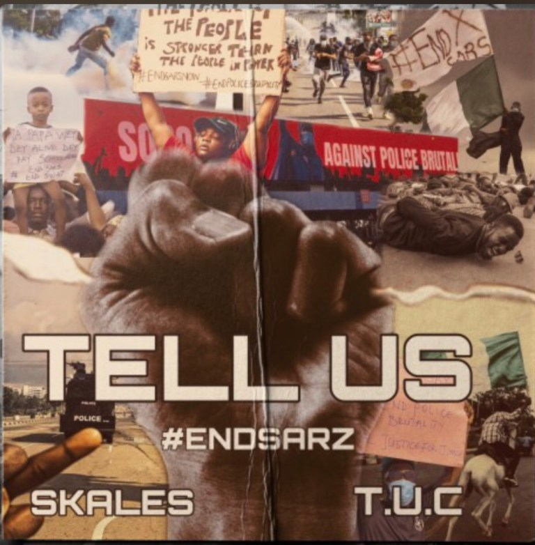 Skales - Tell Us (#EndSARS)