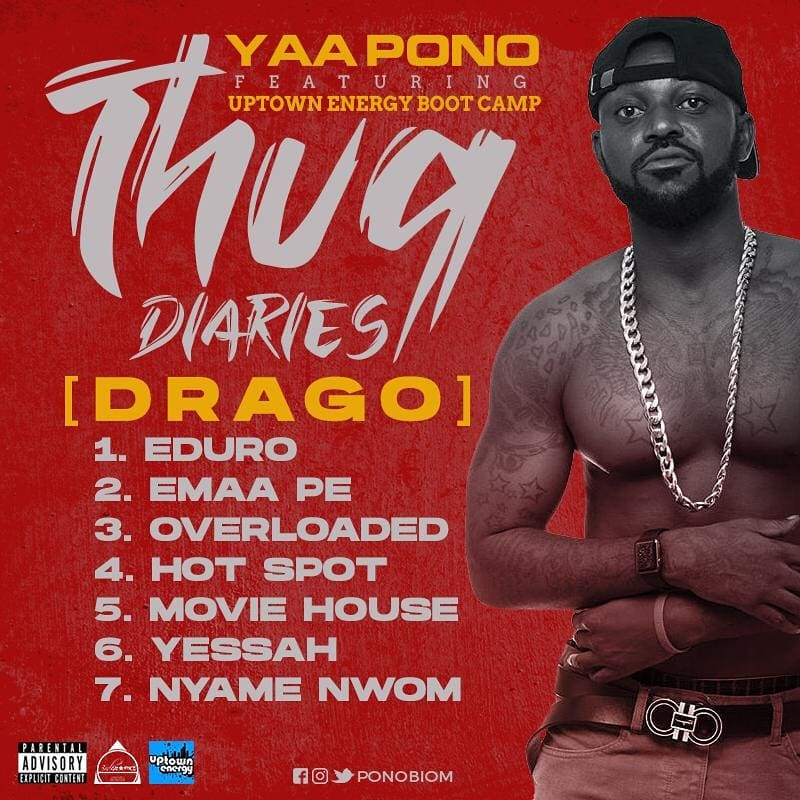 Yaa Pono - Thug Diaries (Full Album)