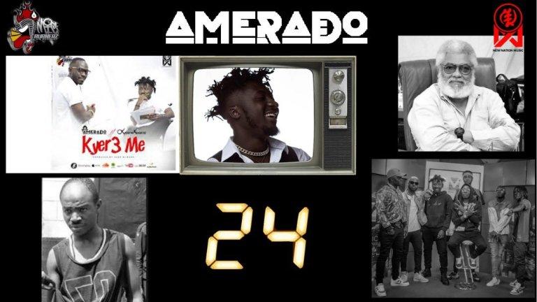 Amerado - Yeete Nsem (Episode 24)